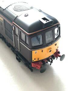 Heljan 3335 Class 33 West Coast Railways 33 207 Superb Condition