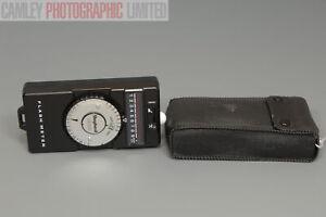 Shepherd Flash Meter Light Meter XE88 With Case. Graded: EXC+ [#10053]
