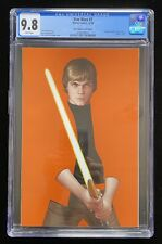 STAR WARS #7 CGC 9.8 (12/20) WHITE PAGES CHRISTOPHER NEGATIVE SPACE VARIANT