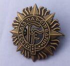 Irish Army FREE STATE ARMY CAP BADGE