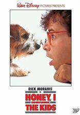 New Honey, I Shrunk the Kids (DVD, 1989) MOVIE DISNEY MOVIE  Rick Moranis SHRANK