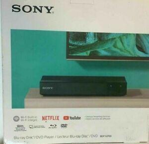 Sony BDP-S3700 Blu-ray Disc Player with Wi-Fi, Netflix, & YouTube GA