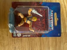 ?Masters of the Universe He-Man Mini Action Figure Micro Collection Mattel?