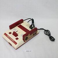 NES Console Nintendo Official Japanese HVC-001 Original 2002-067