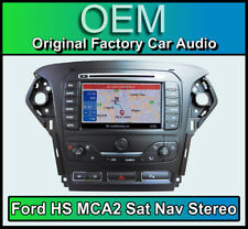 Ford Mondeo Sat Nav car stereo, Ford HS MCA2 Navigation CD player