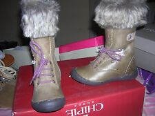 NEUVES BOTTES CHIPIE CUIR VAL 95 EUROS CHAUSSURES FILLE a1