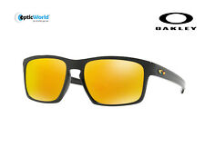 aa291335a4 Oakley OO9262 SLIVER - Designer Sunglasses with Case (All Colours)