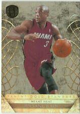 Dwayne Wade 4 card lot  w/ #'d Miami Heat Chigago Bulls Cleveland Cavaliers