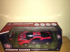New Item-2019 Chicago Cubs Remote Controlled Race Car 1:18 Scale/Dgl Toys