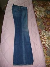 Sexy Blue Cult bootcut leg jeans size 29 (fits size 4/6) MSRP $228