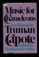 Music for Chameleons: New Writings by Truman Capot