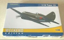 Eduard 1/48 I-16 Type 10 Weekend Edition