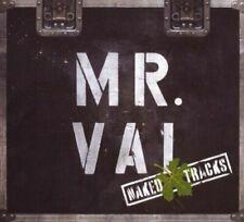 STEVE VAI NAKED TRACKS 5 CD BOX SET 2009 ALBUM NEW SEALED