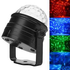 Mini DJ Club Disco KTV Party Bar RGB Color LED Ball Laser Projector Stage Lights