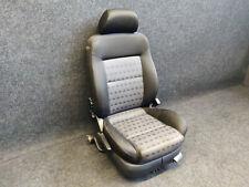 STOFF Beifahrersitz VW Passat 3BG Sportsitz Sitz Ausstattung schwarz grau