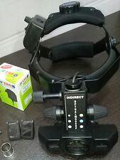 LED Indirect Ophthalmoscope Binocular Wireless Free shipping
