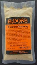 Bratwurst Fresh Sausage Seasoning Spice Seasons 25 lbs. of Meat 8822