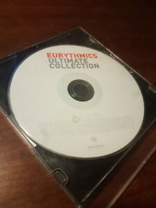 Eurythmics Ultimate Collection Cd no insert generic case