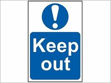 Scan - Keep Out - PVC 200 x 300mm