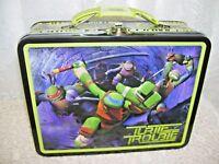 Teenage Mutant Ninja Turtles Metal Lunchbox