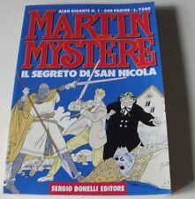 MARTIN MYSTERE ALBO GIGANTE nr. 1 (ed. Bonelli)