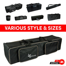 Photo Studio Equipment Premium Carrying Bags, Duffel Bag for Light Stand Tripod