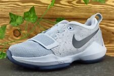 Nike Toddler Girls 11 Medium Blue Running Synthetic