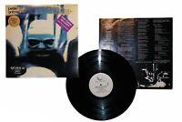"Peter Gabriel ""Security"" 1st USA pressing Geffen 1982"