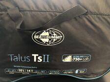 New Shirt Right - Sea to Summit - Talus Ts II - Sleeping Bag Ultra Dry Down 750