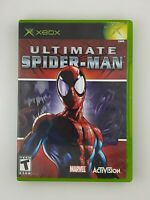 Ultimate Spider-Man - Original Xbox Game - Tested