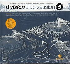 D:VISION CLUB SESSION 5 - 2 CD (NUOVO SIGILLATO)