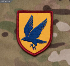 Mil Spec Monkey MSM Blue Falcon Morale Patch-Full Color