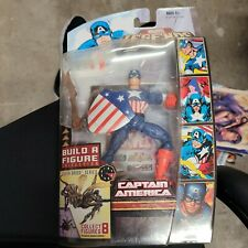 marvel legends Hasbro Captain America Queen Brood Baf
