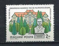 31990) Hungary 1976 MNH Koranyi TB Sanitarium 1v