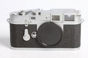 Leica M3 DS Gehäuse No 750975