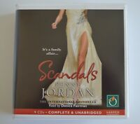 Scandals: by Penny Jordan - Unabridged Audiobook - 9CDs