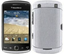 Skinomi Brushed Aluminum Phone Cover+Screen Protector for BlackBerry Curve 9380