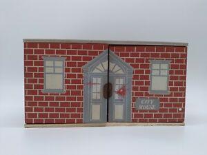 "Vintage 1960s STEIFF ""CITY MOUSE"" HOUSE  & Accessories F.A.O. Schwarz, N.Y.C"