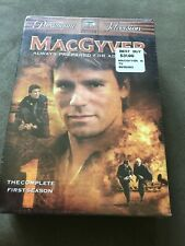MacGyver: The Complete First Season 1 (Dvd, 6-Disc) Richard Dean Anderson, New