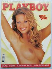Playboy  6/1996, Stacy Sanchez, Jana Hachmeister, Babette Fahland, Vespa Roller