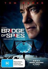 BRIDGE OF SPIES New Dvd TOM HANKS ***