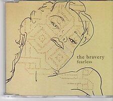 (EX704) The Bravery, Fearless - 2005 DJ CD