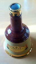 WADE BELL's Whisky Whiskey Decanter 75cl Bell Shaped Empty.