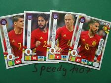 Panini Road to Russia 2018 FIFA World Cup 14 Team mates Spain Adrenalyn