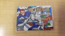 Marvel Overpower Card Game - Heroes and Villains Character cards - Mr. Fantastic