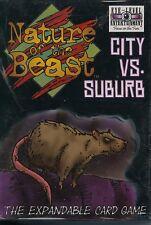 Nature of the Beast TCG City VS Suburb Starter Deck MINT Eye Level Entertainment