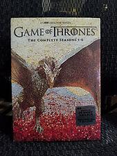 Game of Thrones DVD Bundle Set The Complete Seasons 1-6 (DVD, 2016)