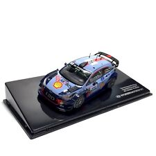 Hyundai i20 Coupe Display Mini Car WRC 1:43 Rally Winner 2017 - Thierry Neuville