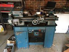 boxford single phase metal working lathe