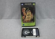 Vintage BETA Tape THE RAVEN Vincent Price 1963 Clamshell Warner Home Video 1983